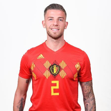 Toby Alderweireld defendeu a Bélgica na Copa do Mundo - Mike Hewitt - FIFA/FIFA via Getty Images