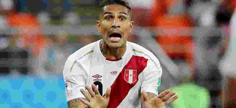 Peru sofreu duas derrotas neste Mundial. Time tenta fechar participação com vitória contra a Austrália - REUTERS/Marcos Brindicci