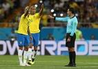 CBF prepara reclamação na Fifa e questiona protocolo do VAR em estreia (Foto: Buda Mendes/Getty Images)