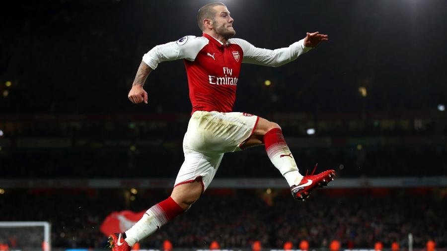 Wilshere diz que está na melhor forma física da sua carreira - Julian Finney/Getty Images