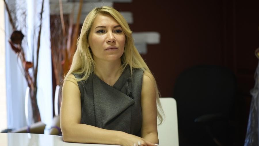 Alyona Popova ainda aguarda posicionamento da polícia sobre denúncia - Marcus Mesquita/UOL