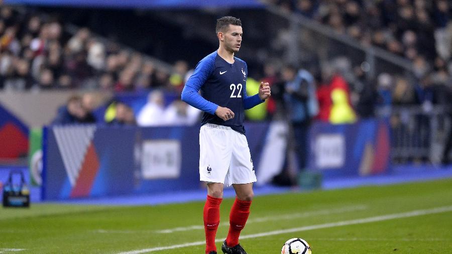 Lucas Hernández, defensor do Atlético de Madri e da seleção da França - Aurelien Meunier/Getty Images
