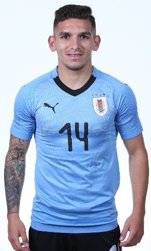 Lucas Torreira - Jogador Seleção Uruguaia