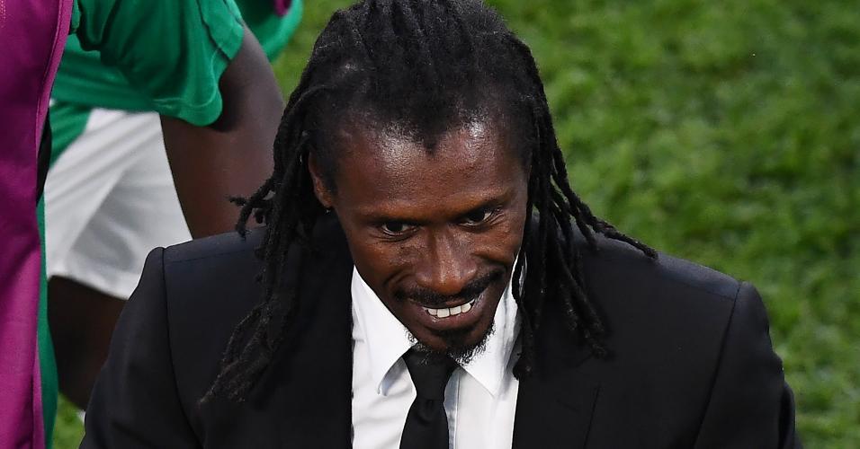 Cisse Senegal Japão Copa do Mundo