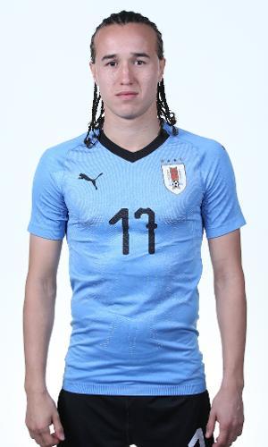 Diego Laxalt - Jogador Seleção Uruguaia