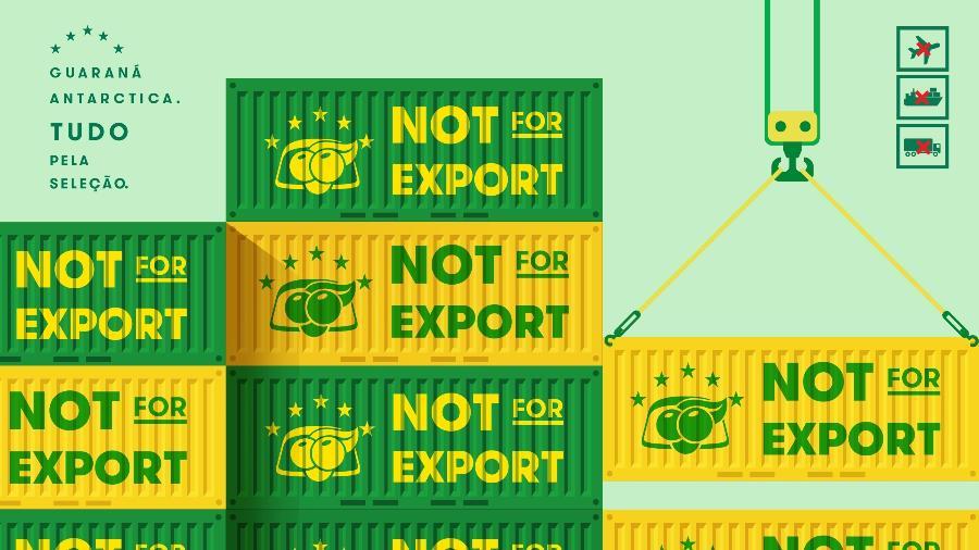 Campanha anuncia que Guaraná não será exportado para 18 países - Reprodução