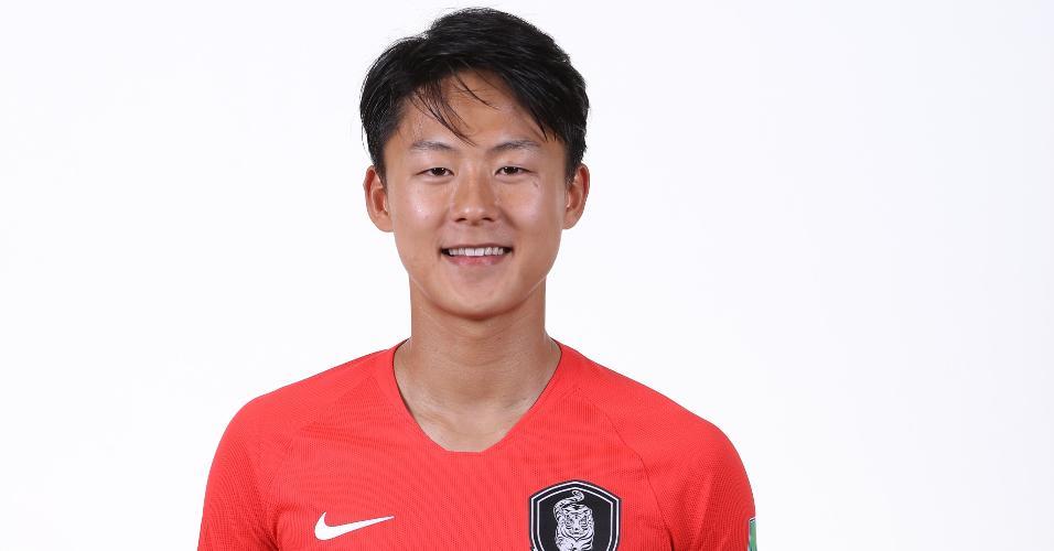 Lee Seungwoo - Meia da seleção sul-coreana