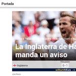 Espanhol Marca fala sobre a vitória da Inglaterra sobre o Panamá por 6 a 1 - Reprodução