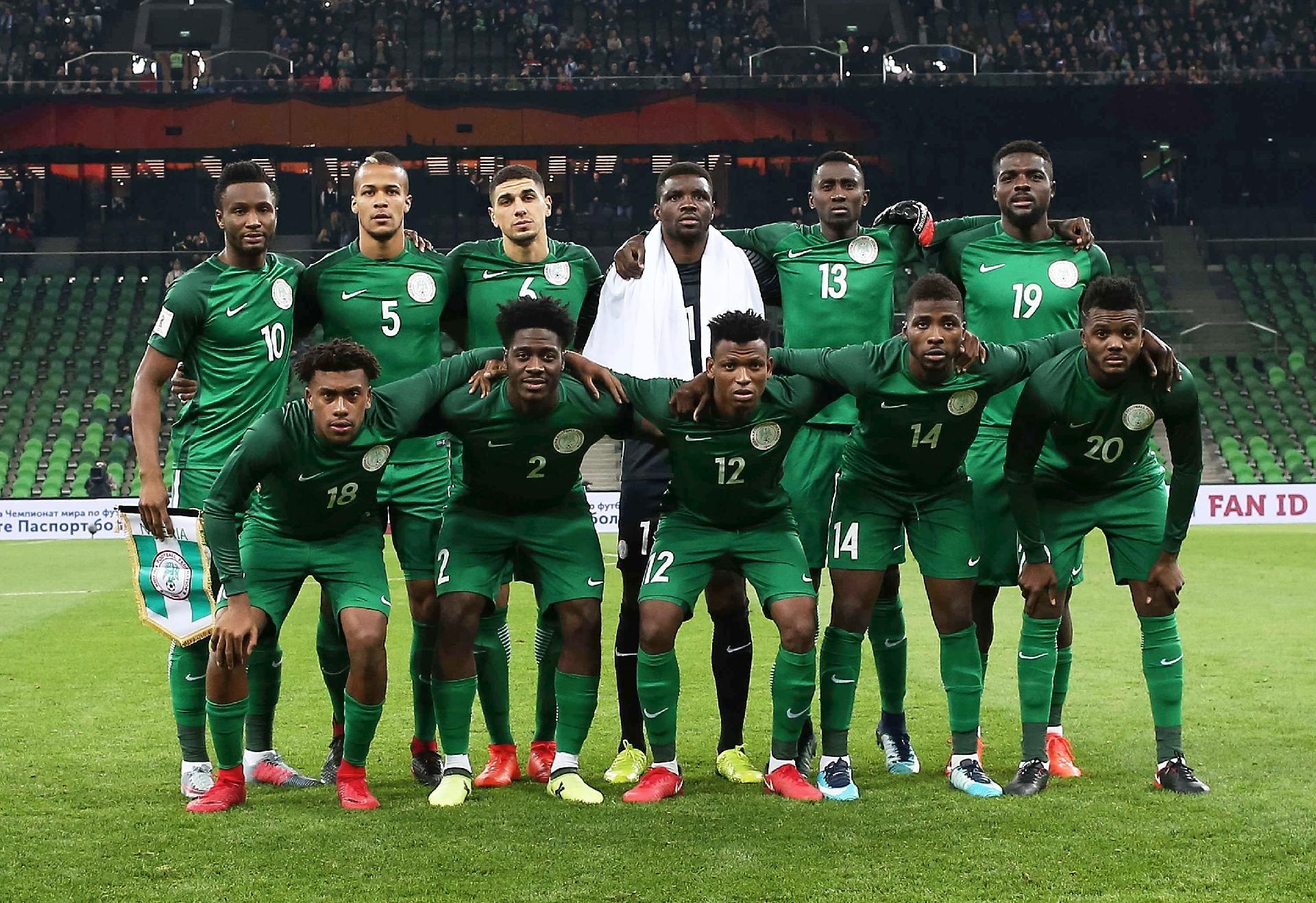 b269a78860ac8 Copa do Mundo 2018  Nigéria longe da Nigéria  seleção tem base que nunca  jogou em seu país - UOL Copa do Mundo 2018
