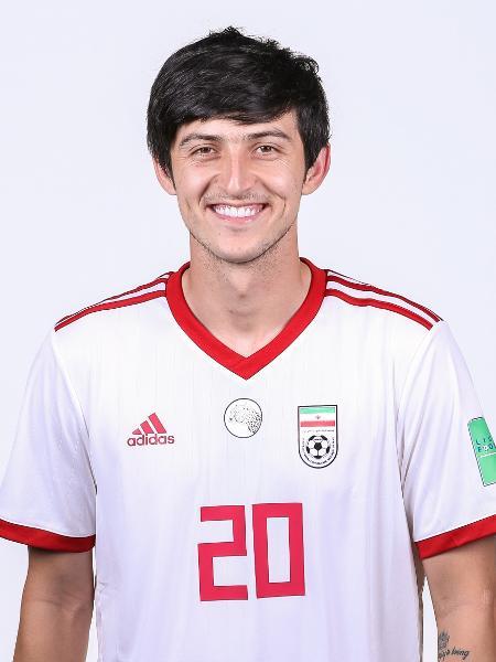 Iraniano Sardar Azmoun é especulado como reforço do Arsenal - Simon Hofmann - FIFA/FIFA via Getty Images