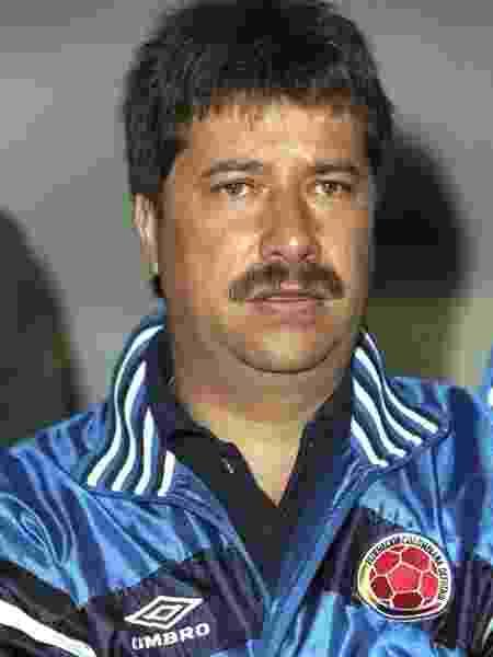 Hernán Dario Gomez 1997 - Pascal Rondeau/Allsport/Getty Images - Pascal Rondeau/Allsport/Getty Images