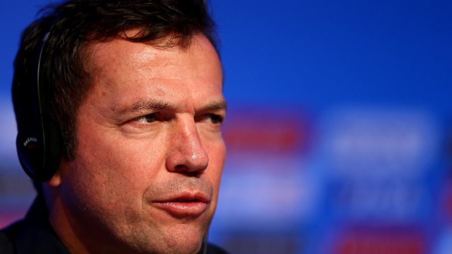 Lothar Matthaus critica torcida da Inglaterra após derrota na Eurocopa - Clive Mason/Getty Images