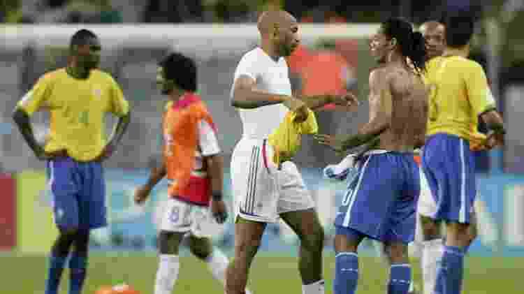 Europeus e sul-americanos em Copas  relembre clássicos entre os ... 5b73f4b0fd4a0