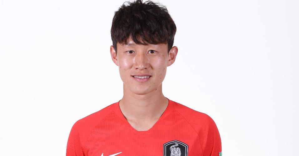 Lee Jaesung - meia da seleção sul-coreana
