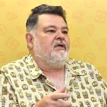 Blog do Menon, do jornalista Luís Augusto Símon, ganhou pela quarta vez seguida - reprodução/TV UOL