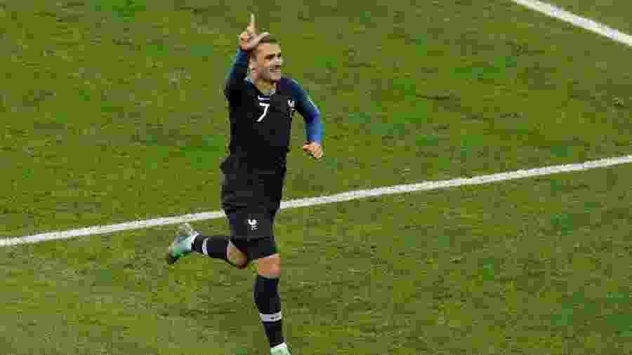 França na Copa 2018  Griezmann apaga passado de dúvidas e decide ... 2e56b42ecd834