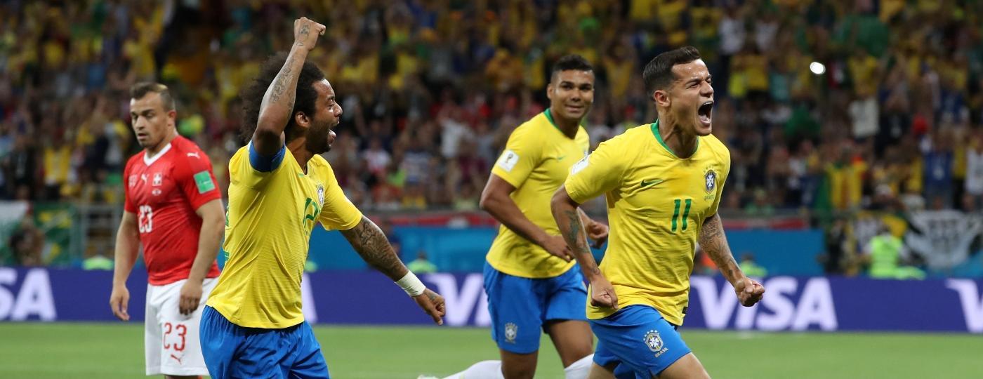Acompanhe todos os gols da primeira rodada da Copa do Mundo 2018 ... 366865e7c544a