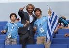 Ex-capitão, Lugano exalta Uruguai após vitória: