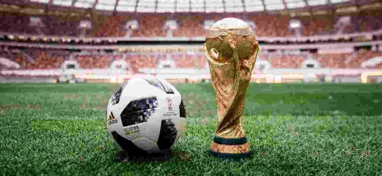 Copa do Mundo 2018  Bola oficial da Copa do Mundo vai viajar para o ... 74e04ced4eeaa