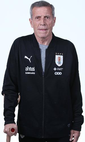 Oscar Tabarez técnico uruguai