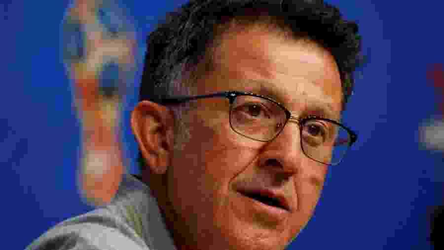 Juan Carlos Osorio tem proposta do Atlético-MG em mãos - REUTERS/David Gray