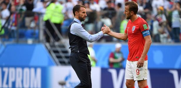 Southgate ainda lamenta a queda na semifinal da Copa do Mundo para a Croácia