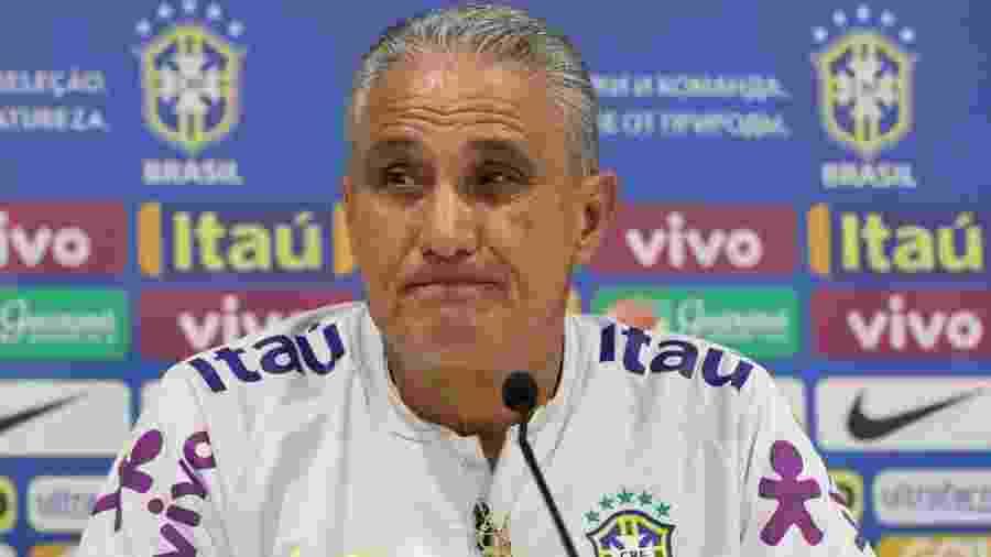Copa do Mundo 2018  Tite não responde Diego e pede mudança em ação ... 5a36efa83e8f0