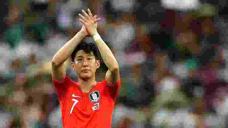 Son Heung-min - Elsa/Getty Images - Elsa/Getty Images