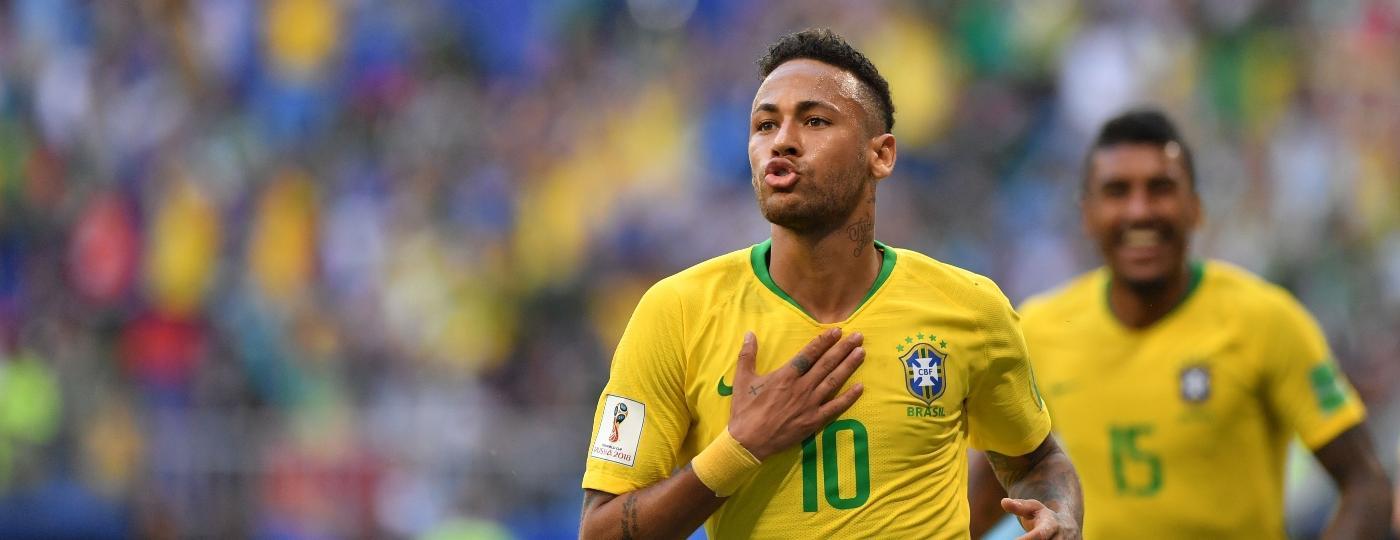 0b39215a86 Neymar passa Romário e Zico  relembre os artilheiros do Brasil em Copas