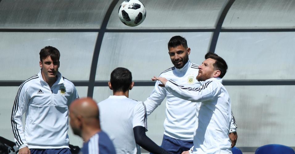 Argentina estreia amanhã contra a Islândia