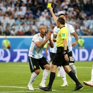 1c67d01b24 Futebol depois do VARCopa mostra que árbitro de vídeo pode mudar cultura em  campo e minar.