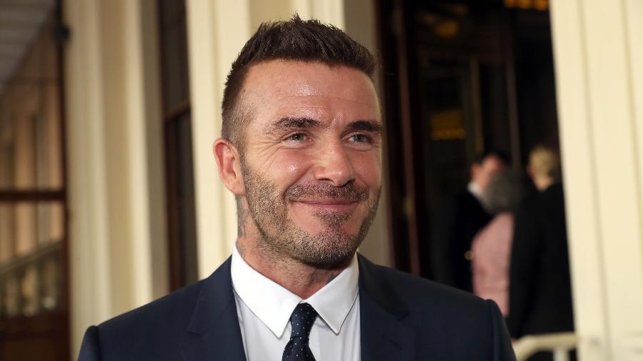 David Beckham, ex-jogador de futebol - Jon Bond - WPA Pool/Getty Images