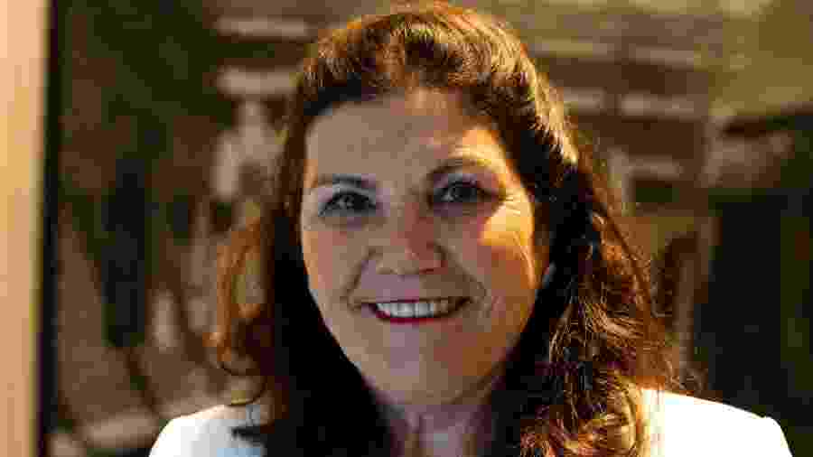 Maria Dolores dos Santos Alveiro, mãe de Cristiano Ronaldo - Juliana Fumero/UOL