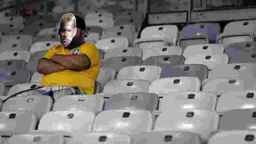 Organização do torneio teme ver cadeiras vazias nos estádios de Belo Horizonte e Porto Alegre - Jefferson Bernardes/VIPCOMM