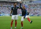 De novo: Griezmann comemora ao estilo 'Fornite' na final da Copa