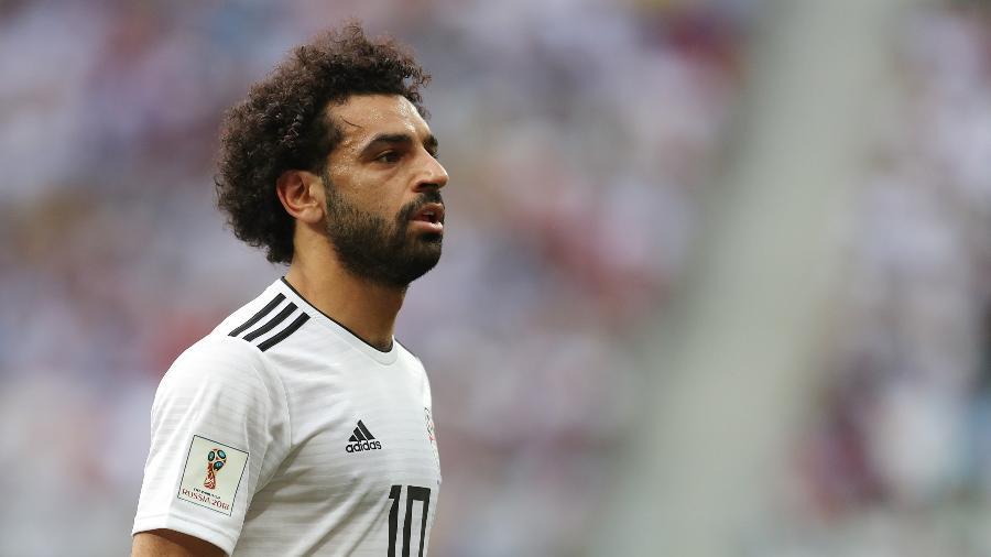 Mohamed Salah venceu em 2017 e tenta repetir o prêmio em 2018 - Catherine Ivill/Getty Images