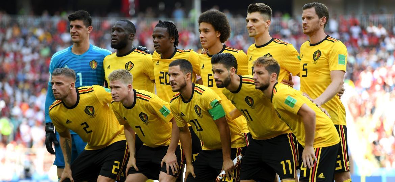 Empresa analisou altura, peso e estrutura corporal dos atletas da Bélgica para desenvolver os colchões - Shaun Botterill/Getty Images