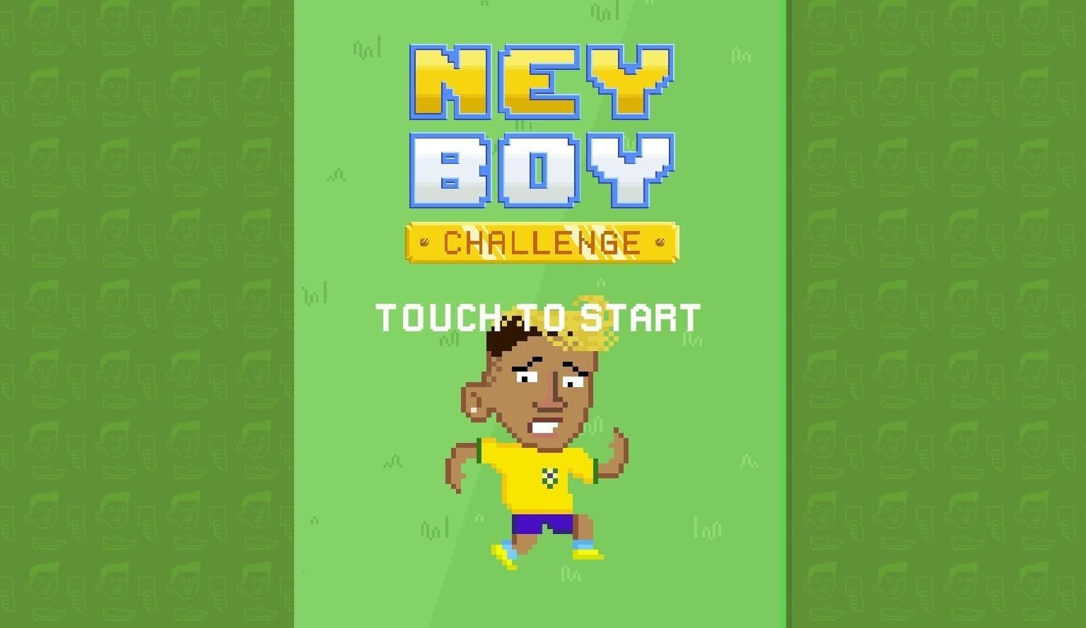 NeyBoy Challenge Neymar jogo
