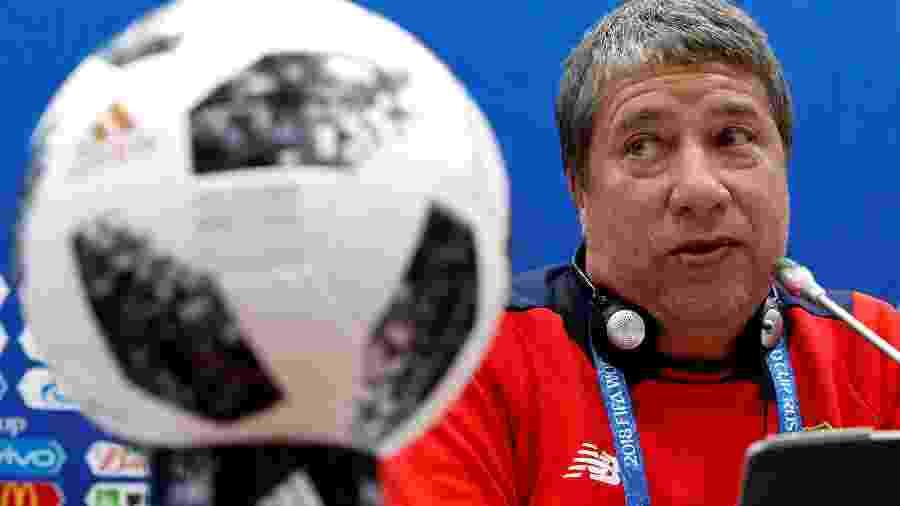 Hernán Darío Gómez foi aos Mundiais de 1990, 1994, 1998 e 2002; contratado pelo Panamá, conquistou vaga inédita - Francois Lenoir/Reuters