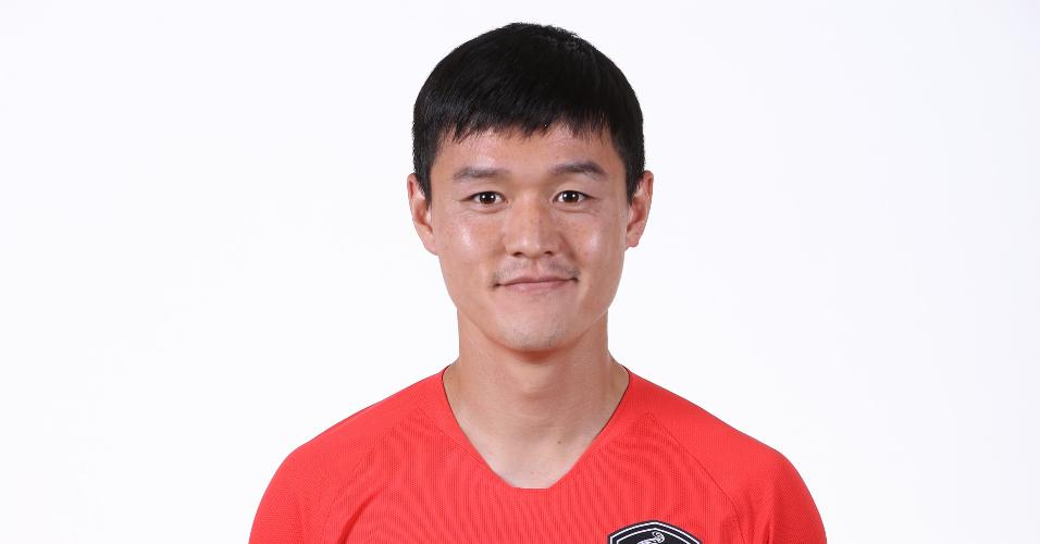 Su Sejong - Meia da seleção sul-coreana