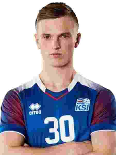 Albert Gudmunsson é filho, neto e bisneto de jogadores da seleção da Islândia, mas será o primeiro da família a jogar uma Copa do Mundo - KSI/Divulgação