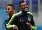 Ofensivo, Brasil joga para impor hierarquia em Copas e espantar zebra - André Mourão/MoWa Press
