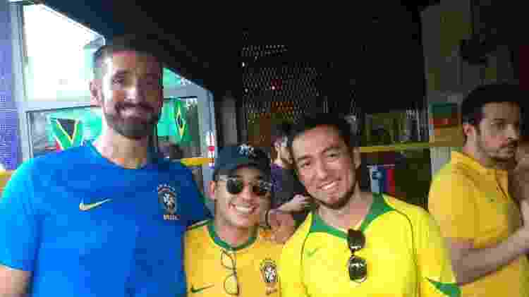 Amigos se reúnem em festa gay para ver jogo do Brasil na Copa - Adriano Wilkson/UOL - Adriano Wilkson/UOL