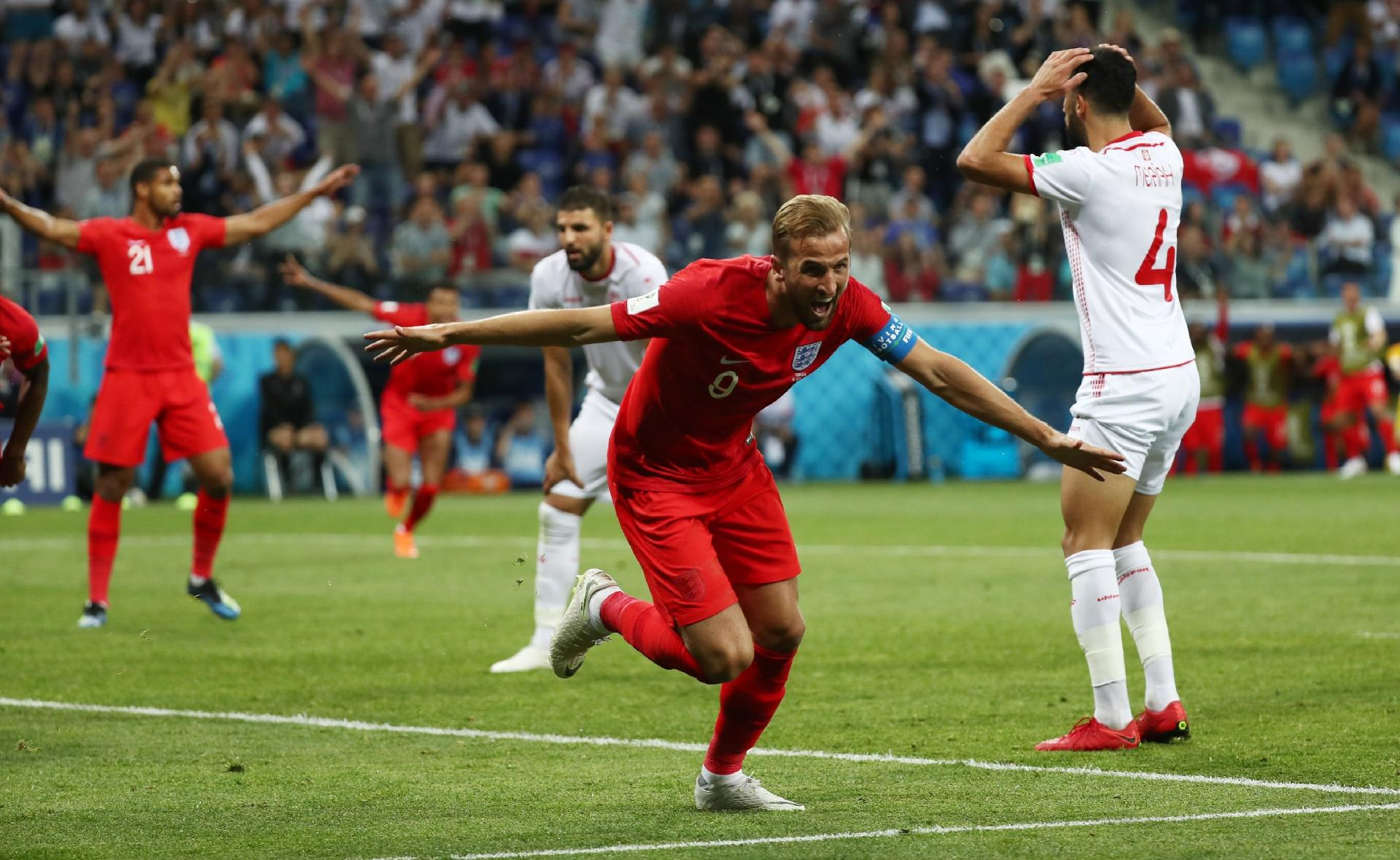 a82890dc6 Inglaterra na Copa 2018  Kane explica por que se recusou a trocar camisa  com jogador da Tunísia - UOL Copa do Mundo 2018