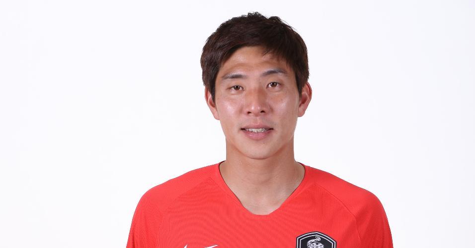 Yun Youngsun - zagueiro da seleção sul-coreana