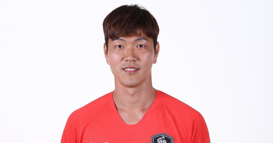 Kim Younggwon - zagueiro da seleção sul-coreana