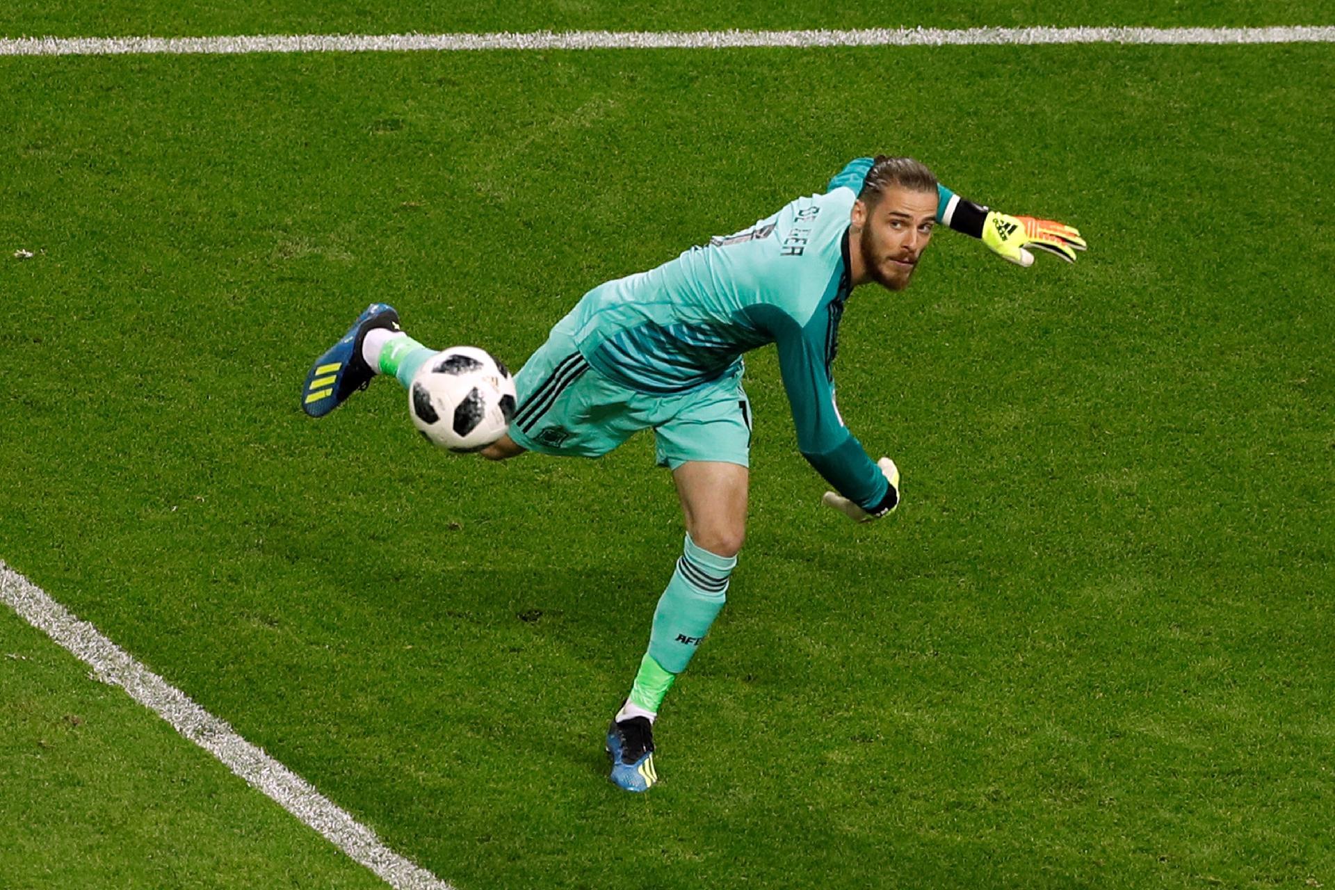Espanha na Copa 2018  Casillas
