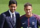 Barça quer cartola do PSG testemunhando em briga contra Neymar, diz jornal - Reprodução