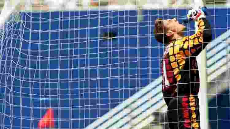 Bodo Illgner, goleiro da Alemanha na Copa de 1994 - Simon Bruty/Getty Images - Simon Bruty/Getty Images