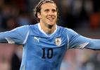 Melhor jogador da Copa de 2010, Forlán anuncia aposentadoria aos 40 anos - Joern Pollex/Getty Images